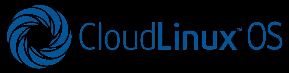 CloudLinux OS blue
