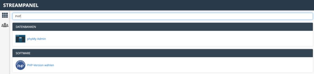 Webhosting PHP Charset ändern
