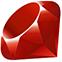 header ruby logo