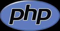 new php logo