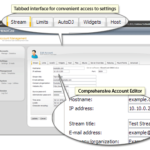 screenshot admin editor