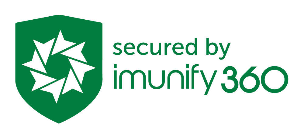 secured by Imunify360 green